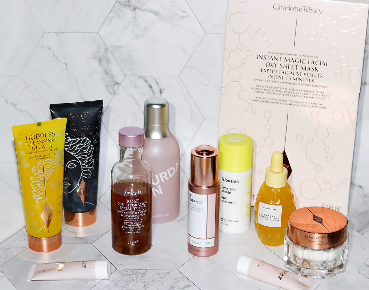 9-Step Korean Skincare Routine